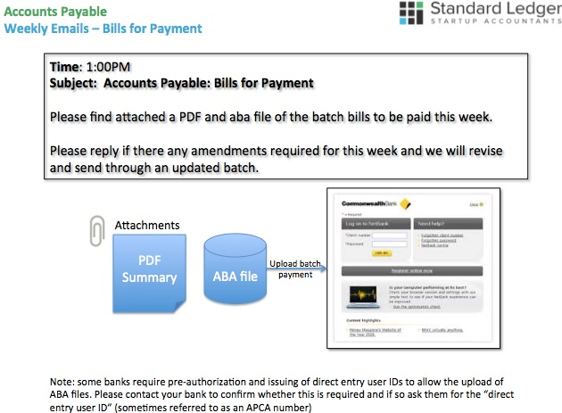How our Accounts Payable Services work
